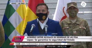 Gobierno asciende por decreto a militares de las FFAA Gobierno asciende por decreto a militares de las FFAA