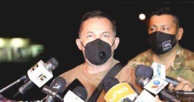 Ministro de Defensa: Las muertes por falta de oxígeno son y serán fallecidos del MAS